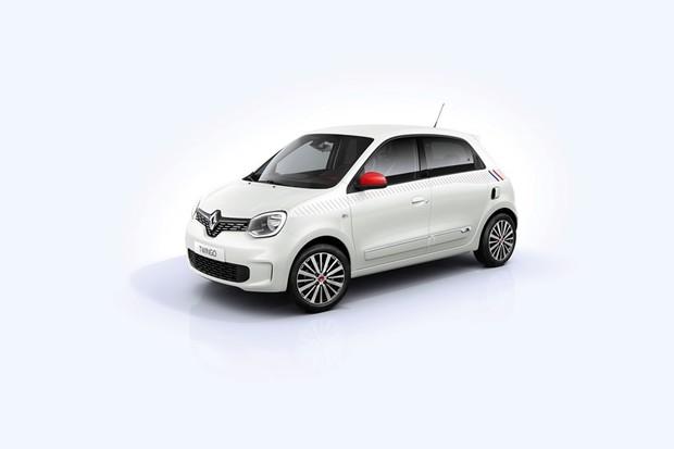 """Новый Renault Twingo """"le coq sportif"""": спортивная версия во французском стиле"""