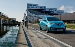 Новый Renault Zoe: увеличенная мощность и запас хода