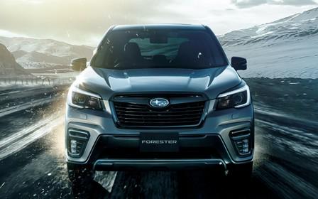 Новый Subaru Forester получил версию Sport с турбомотором