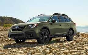Новый Subaru Outback. Турбомотор возвращается, вариатор остается. ВИДЕО