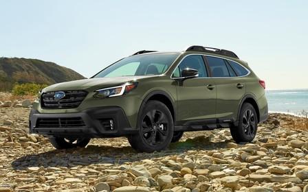 Новий Subaru Outback. Турбомотор повертається, варіатор залишається. ВІДЕО