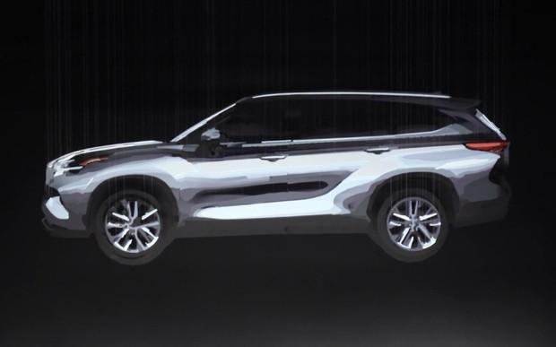 Новый Toyota Highlander. Устроили фикцию и дергают за ниточки! ВИДЕО