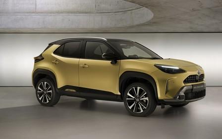 Новый Toyota Yaris Cross. Что и когда начнут продавать в Европе?