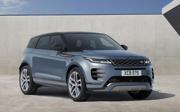 Новый внедорожник Range Rover Evoque получил высшую оценку в пять звезд рейтинга безопасности Euro NCAP.