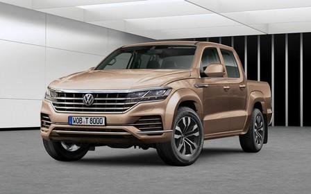 Новый Volkswagen Amarok может быть разработан в кооперации с Ford