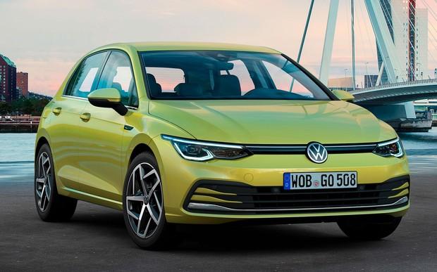Новый Volkswagen Golf получил ценник в гривнах. Что почем?
