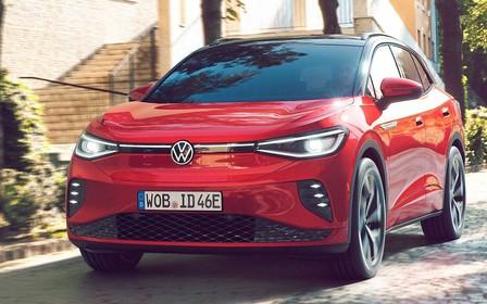 Новий Volkswagen ID.4 GTX отримав повний привод і 295 коней
