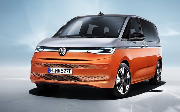 Новий Volkswagen Multivan дебютував у вигляді гібрида