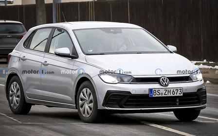 Новий Volkswagen Polo буде схожим на Golf. Є перші фото!