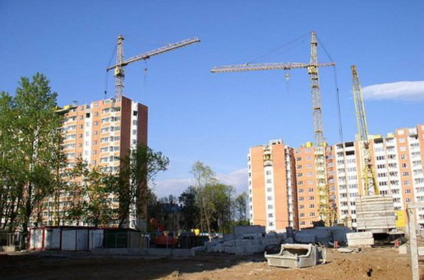 Новых квартир Киеву хватит на 2 года вперед