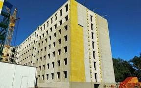 О строительстве комплекса «Бестужевские Сады» передают новую информацию