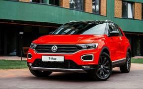 Обмінний Бонус - VW T-Roc
