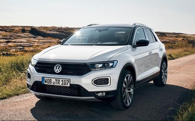 Обміняй свій автомобіль на новий Volkswagen T-Roc та отримай бонус у розмірі 30 000 грн.