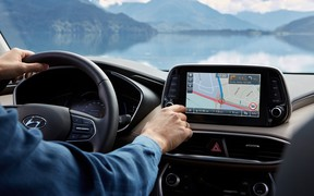 Обновление ПО и карт навигационных систем