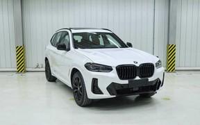 Обновленные BMW X3 и iX3 полностью рассекретили до премьеры