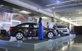 Обновленные Chevrolet Cruze и Captiva добрались до Украины