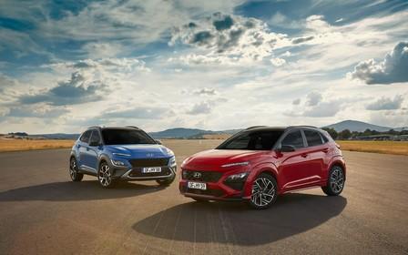 Обновленные Hyundai Kona и Kona N Line. Когда к нам?