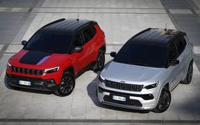 Обновленный Jeep Compass будут собирать в Европе. Есть первые цены!