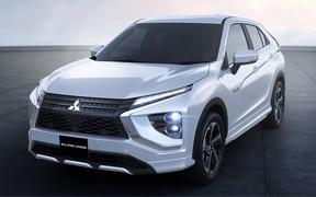 Обновленный Mitsubishi Eclipse Cross рассекречен