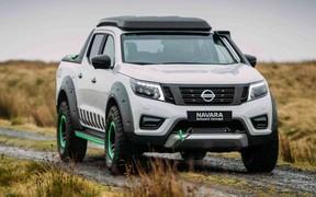 Обновленный Nissan Navara почти готов к премьере