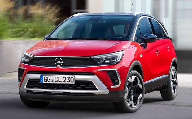 Обновленный Opel Crossland пошел в продажу. Где и почем?
