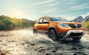 Обновленный Renault Duster начали продавать в Украине