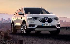 Обновленный Renault Koleos и планы на «заводское» ГБО в Украине