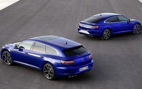 Обновленный Volkswagen Arteon начали продавать в Украине