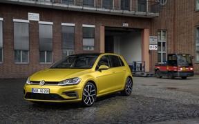 Обновленный Volkswagen Golf представлен официально