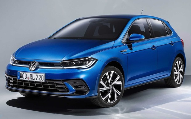 Оновлений Volkswagen Polo. Є перші фото!