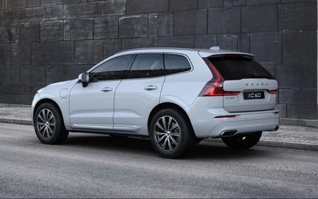 Обновленный Volvo XC60 получил мультимедийку на Android
