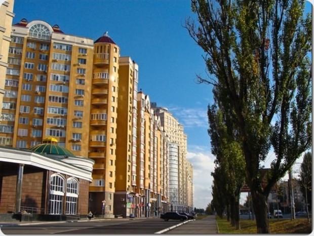 Оболонь – лучший район Киева