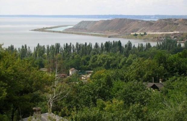 Общине вернули 5 га земли на берегу Азовского моря