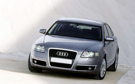 Огляд б / у Audi A6: Компромісна збалансованість
