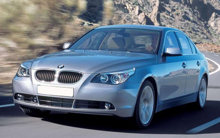 Обзор BMW 5-серии (E60): Автомобиль, для которого год выпуска не имеет значения