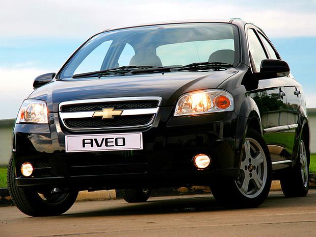 Огляд Chevrolet Aveo T250, 2006 модельного року