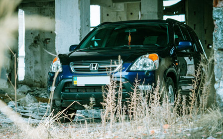 Обзор Honda CR-V (II поколение): Есть о чем подумать