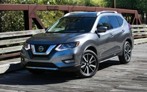 Обзор Nissan Rogue 2019