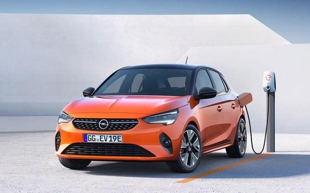 Очень приятно. Opel Corsa пятого поколения рассекретили в Сети