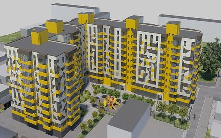 Очередь №3 жилого комплекса «Хмельницкий» уже в продаже