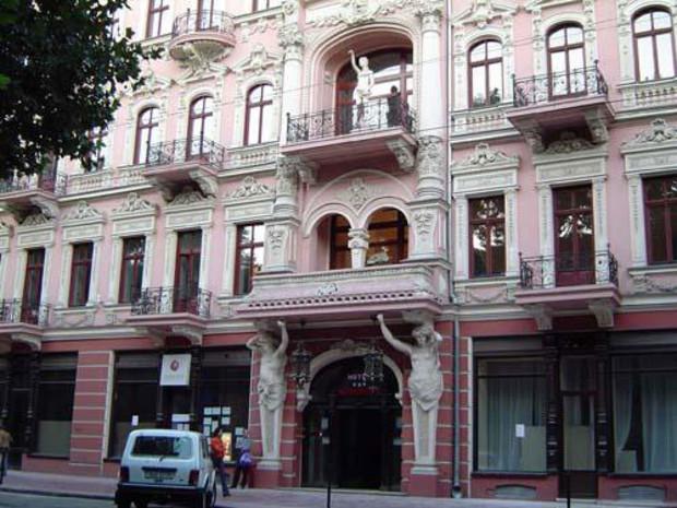Одесский отель заработал после 9-летнего ремонта