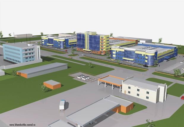 Одесский технопарк за 600 млн грн