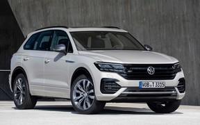 Один на миллион. Volkswagen Touareg празднует юбилей спецверсией