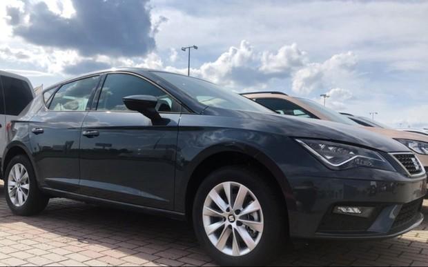 Одний з найбільш продаваних комплектацій  новенького SEAT Leon Style 2019 вже в Алекс СО
