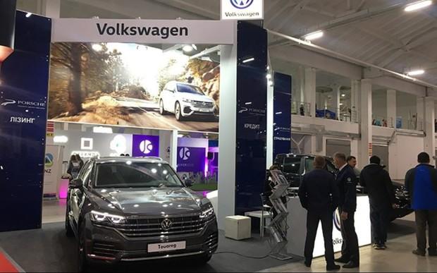Офіційний дилер Volkswagen «Порт-Олві» на AgroExpo-2019