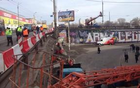 Охрана, отмена! Шулявский мост в Киеве снесут только в середине декабря