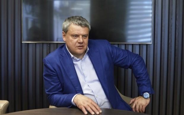 """Олег Майборода, генеральный директор """"УКРБУД Девелопмент"""""""