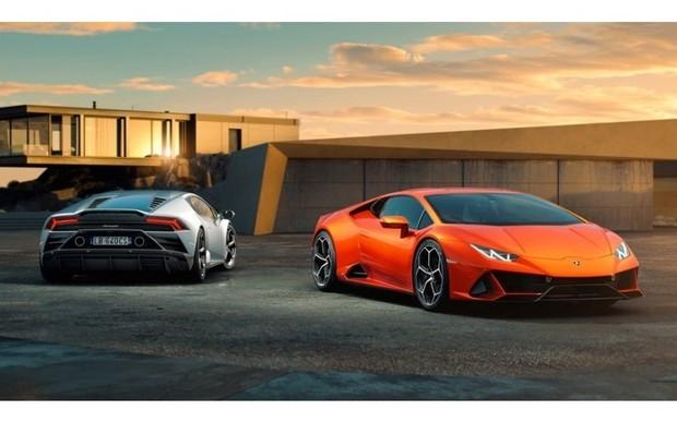 """Оновлений Lamborghini Huracan потужністю 640 """"коней"""""""