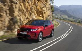 Оновлений Land Rover Discovery Sport: відмінний вибір для будь-якої сімейної пригоди
