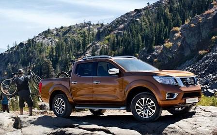 Оновлений Nissan Navara з вигодою до 86 800 грн! Кредит від 0,01% на 2 роки.
